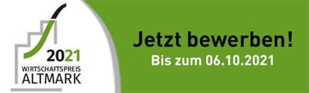 Wirtschaftspreis Altmark 2021